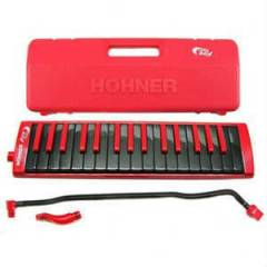 Hohner Fire Red/Black Melodika C943274