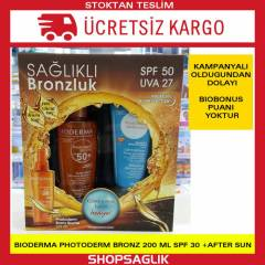 BİODERMA PHOTODERM BRONZ SPF50+ 200 ML