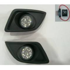 G Plast Power Led Sis Farı Seti Ford Fiesta 2006