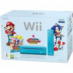 Nintendo Wii Mario Sonic olympic Limited Edition