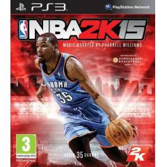 NBA 2K15 PS3 HD PAL SIFIR AMBALAJINDA
