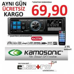 KAMOSONİC MX 80 MAGİX BOX OTO TEYP
