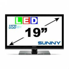 SUNNY LED TV 19'' USB Lİ 48 EKRAN LED TV