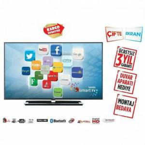VESTEL 42 FA8200 600HZ 3D ��FT EKRAN SMART LED