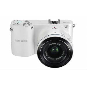 Samsung NX1100 20,3 MP  W�-F� Fot.Mak.18-55mm