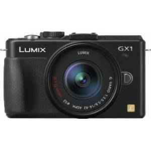 Panasonic DMC-GX1K 14-42 Lens Kit 16 MP SLR Mak.