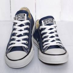 CONVERSE ALL STAR M9697 LACİVERT KISA