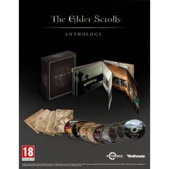 PC Elder Scrolls Anthology Set (5 OYUN BİRARADA)