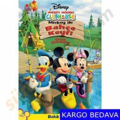 Mickey Mouse Clubhouse  Bahçe Keyfi Mickey (Mous