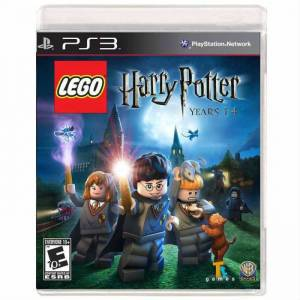 LEGO HARRY POTTER YEARS 1-4 PS3 SIFIR AMBALAJDA