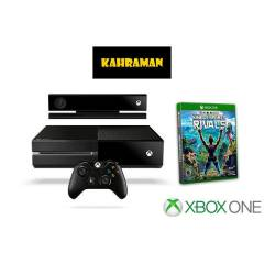 XBOX ONE 500 GB + KINECT + SPORTS RIVALS + HDMI