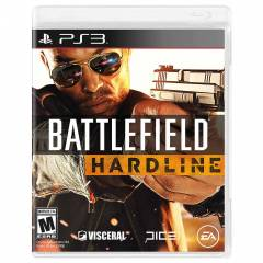 PS3 BATTLEFIELD HARDLINE - 2. BÖLGE PAL