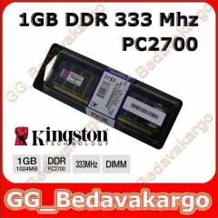 1 GB DDR 333 RAM PC2700 KİNGSTON SIFIR