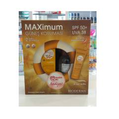 BİODERMA PHOTODERM MAX ULTRA FLUİD GOLDENSPF50+