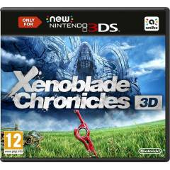 Xenoblade Chronicles 3D (NEW Nintendo 3DS) PAL