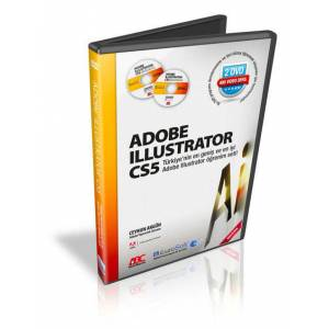 Adobe Illustrator CS5 E�itim Seti (2 DVD)