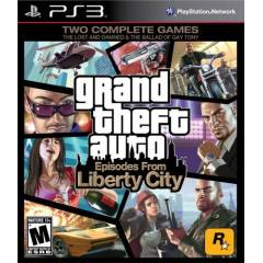 GTA 4 Episodes From Liberty City Ps3 Oyunu