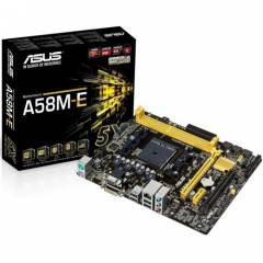 Asus A58M-E DDR3 2133MHz S+V+GL+16X FM2+