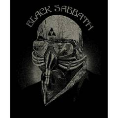Büyük Boy Sırt  Black Sabbath Yama  Patch  Rock