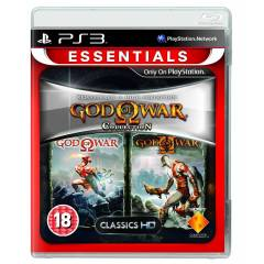 GOD OF WAR COLLECTION PS3 HD PAL SIFIR AMBALAJDA