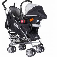 Kanz kz-4005 travel sistem baston bebek arabası