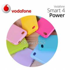 VODAFONE SMART 4 POWER Kılıf  SOFT TPU-FILM