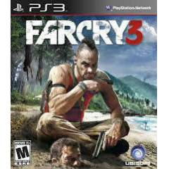 FAR CRY 3 - FARCRY 3 PS3 OYUN
