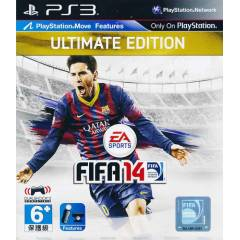 PS3 FiFA 2014 FiFA 14 PS3 Ultimate Team Edition