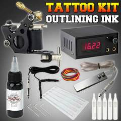 TATTOO DÖVME SETİ OUTLINING STARTER SET