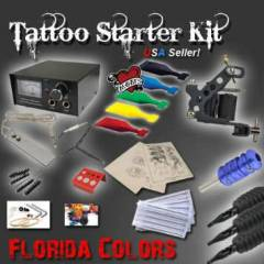 TATTOO DÖVME MAKİNESİ SETİ OUTLINING STARTER SET