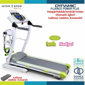 Dynamic Fluence Power Plus Ko�u Band�-Kumandal�
