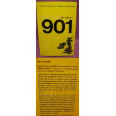 ENGLISH 901 KEY BOOK 1 COLLIER MACMILLAN msc