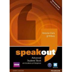 SPEAKOUT ADVANCED - PEARSON