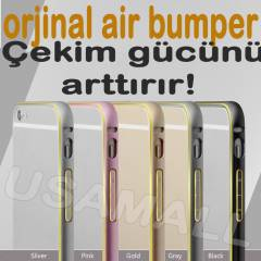 iPhone 6 Kılıf Bumper TAMSET METAL