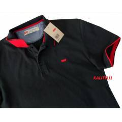 LEVİ'S PİGUE POLO T-SHİRT *XL* SLİMFIT +FAZLAŞIK