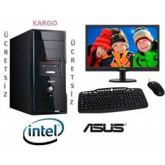 20 LED İNTEL i7 3770+4 GBRAM+2GB E,KART+320 HDD