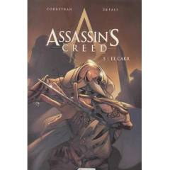 Assassin's Creed 5 El Cakr -Eric Corbeyran-kitap