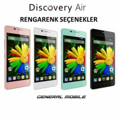 General Mobile Discovery Air Cep Telefonu