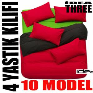 4YASTIK �DEA THREE ��FT K���L�K NEVRES�M TAKIMI