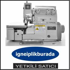 TYPICAL 3 İPLİK OVERLOK MAKİNASI (6500 DEVİR)