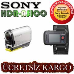 Sony HDR-AS100V Wi-Fi ve GPS Action Kamera