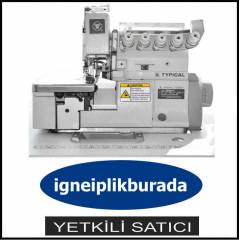 TYPICAL 6 İPLİK OVERLOK MAKİNASI (6500 DEVİR)