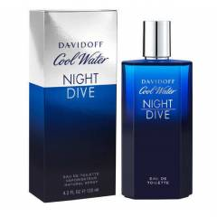 Davidoff Cool Water Night Dive EDT Erkek Parfüm