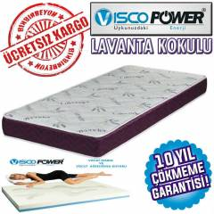 VİSCO POWER FULL ORTOPEDİK VİSKO YATAK 80X200 CM