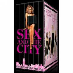 SEX AND CİTY (SEASONS 1-6)
