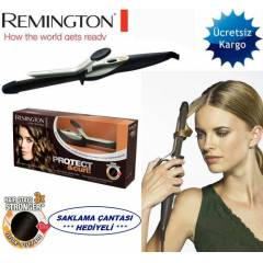 REMINGTON CİF75 TEFLON FİBER SAÇ MAŞASI - 19 mm