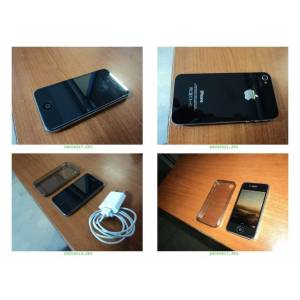Apple iPhone 4S 16GB Siyah