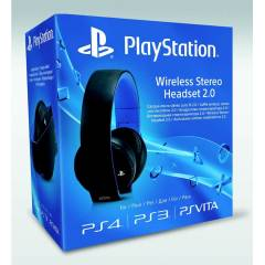 SONY PS4 WİRELESS HEADSET KABLOSUZ KULAKLIK