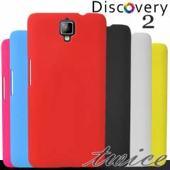 GENERAL MOBILE DISCOVERY 2 KILIF RUBBER KAPAK