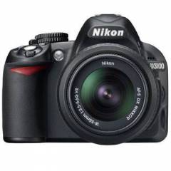 Nikon D3100 18-55mm DX Kit